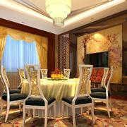 欧式奢华经典餐厅装修