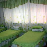美容院简约风格spa床