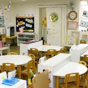 幼儿园教室装修图