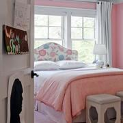 美式卧室飘窗设计