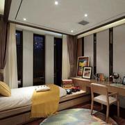 卧室石膏板背景墙设计