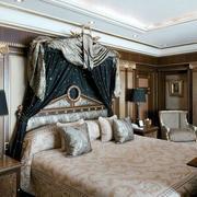 欧式卧室奢华吊顶设计