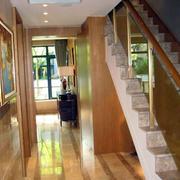 大理石楼梯装饰图
