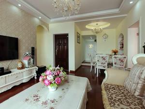 浪漫唯美的婚房:欧式婚房布置装修效果图图集