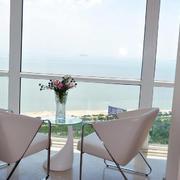 海景房桌椅装修设计