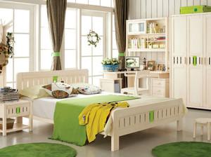 孩子们都爱的儿童房家具装修效果图鉴赏案例