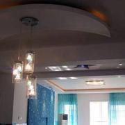 美式餐厅创意灯饰设计