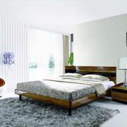 卧室床头灯饰装饰