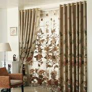 欧式经典窗帘装饰