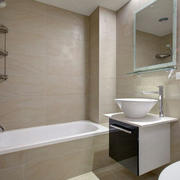 卫生间浴缸装修