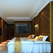 酒店双人卧室装修