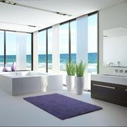 公寓浴缸设计