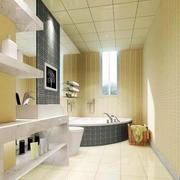 欧式卫生间吊顶装修效果图欧式卫生间吊顶装修效果图