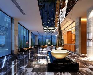 酒店大堂设计