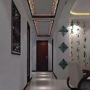 中式玄关吊顶