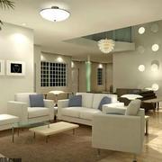 欧式简约沙发装潢