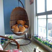 阳台吊椅设计