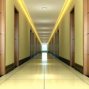 酒店走廊吊顶设计