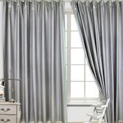 浅灰色飘窗设计