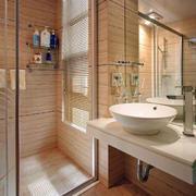隔断小浴室设计