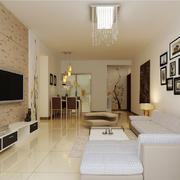 房屋照片墙设计
