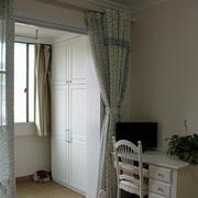 别墅卧室橱柜设计