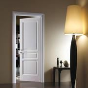 客厅套装门装修