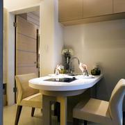 公寓餐桌椅设计