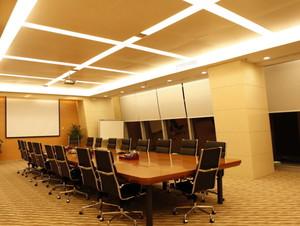会议室地板设计