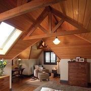 木制阁楼吊顶设计