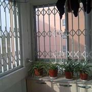 阳台防盗窗设计