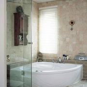 隔断浴缸装修