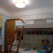 欧式儿童房上下铺设计