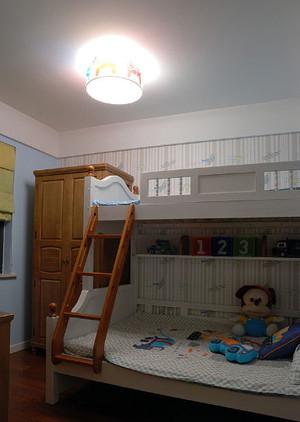 2015超级简约儿童套房装修效果图设计