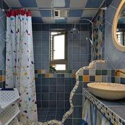 地中海风格公寓卫生间