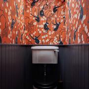 卫生间墙饰装修