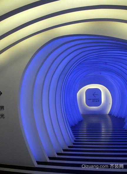 国家博物馆灯光设计效果图素材鉴赏