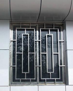 小区住户室内防盗窗