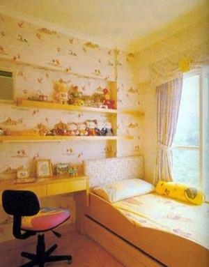 温馨舒适的儿童房装修效果图大全