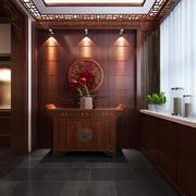 中式门厅灯饰设计