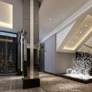 酒店大堂客厅设计