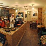 是以咖啡店装修