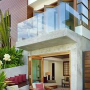 阳台沙发椅设计