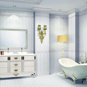 欧式奢华浴缸设计