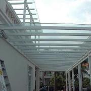 小区雨棚装修