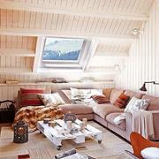 阁楼沙发装修