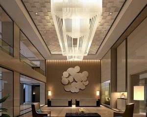 贴心服务:前卫高端的商务酒店装修设计效果图