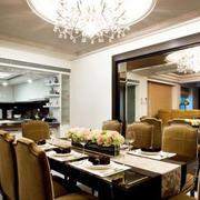 餐厅灯饰设计