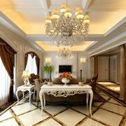 欧式石膏板背景墙设计