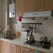 小户型厨柜装修